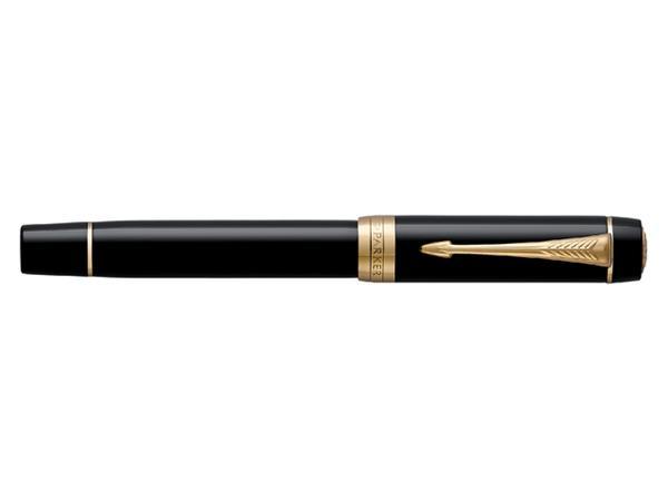 Vulpen Parker Duofold Centennial black & gold M 18K