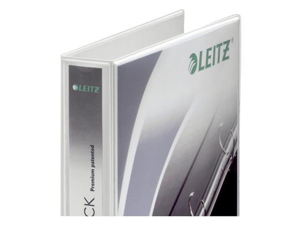 RINGBAND LEITZ SOFTCLICK 4R A4 20MM D-MECH 2TAS WT