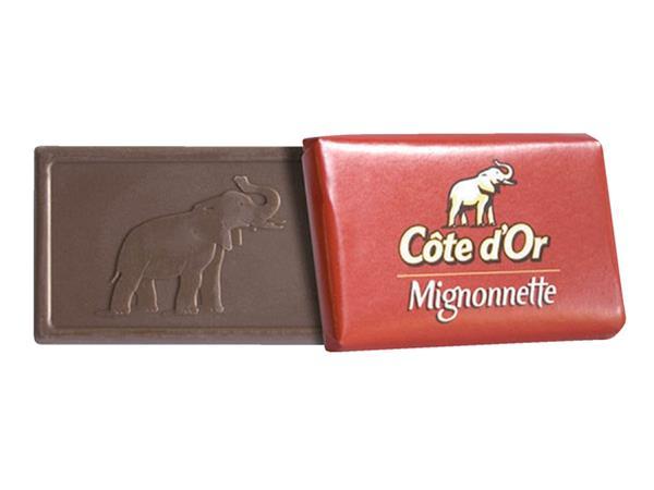 CHOCOLADE COTE D'OR 10GR MIGNONNETTE MELK MONO