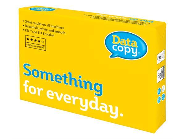Kopieerpapier Datacopy A4 80gr wit 500vel