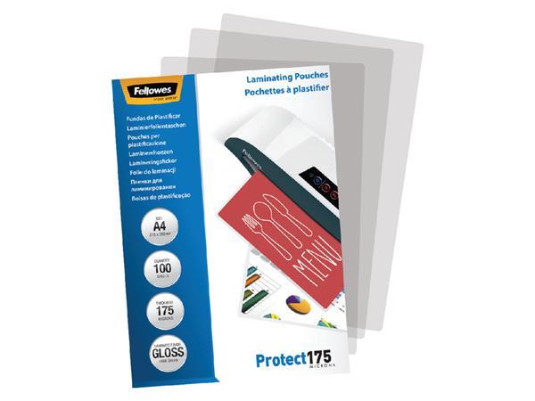 LAMINEERHOES FELLOWES A4 2X175MICRON