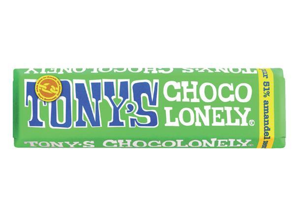 TONY'S CHOCOLONELY AMANDEL ZEEZOUT 47GR