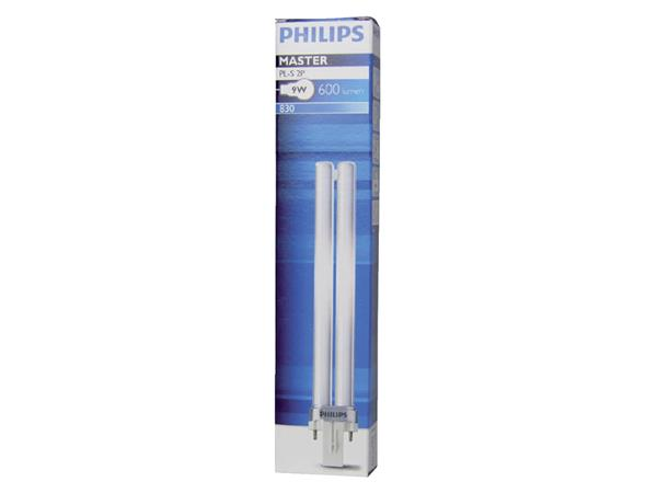 SPAARLAMP PHILIPS MASTER PL-S 7W 830 2P