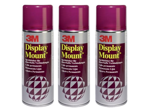 LIJM 3M DISPLAYMOUNT SPRAY 400ML