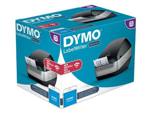 Labelwriter Dymo draadloos zwart