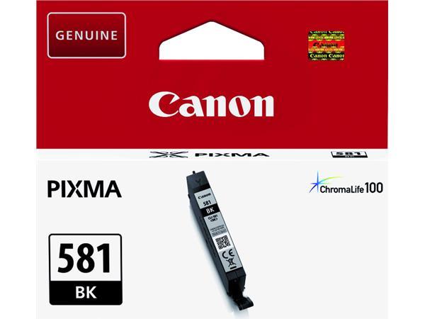 Inktcartridge Canon CLI-581 zwart