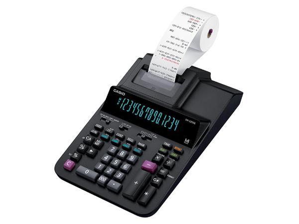 Rekenmachine Casio DR-320RE