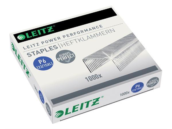 Nieten Leitz P6 23/15 verzinkt 1000 stuks