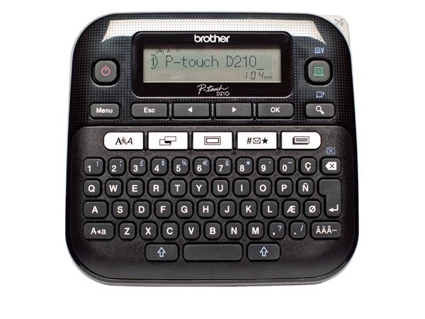 Labelprinter Brother P-touch D210VP