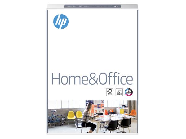 KOPIEERPAPIER HP HOME & OFFICE A4 80GR WIT