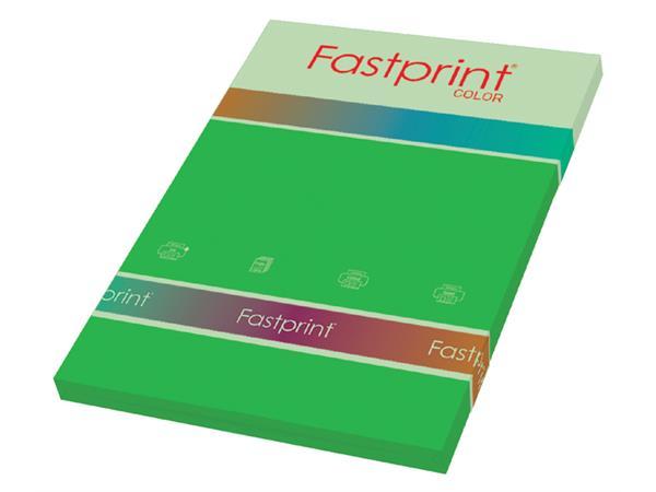 KOPIEERPAPIER FASTPRINT-100 A4 120GR GRASGROEN