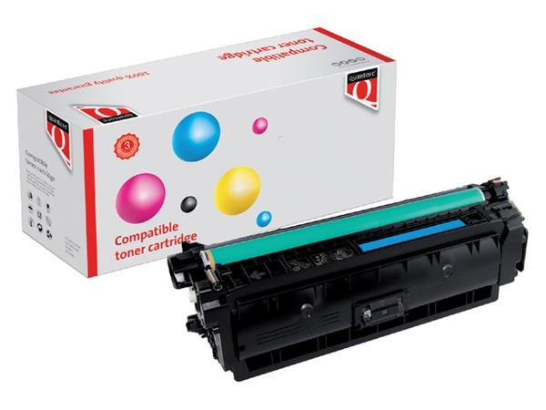 Tonercartridge Quantore HP CF361X 508X blauw HC