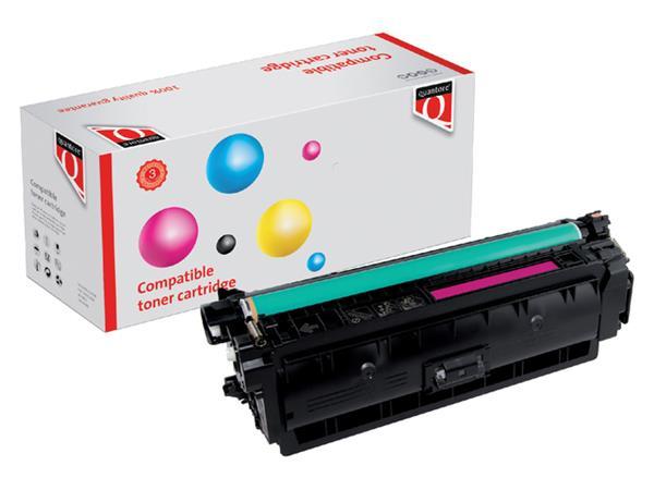 Tonercartrigde Quantore HP CF363X 508X rood HC