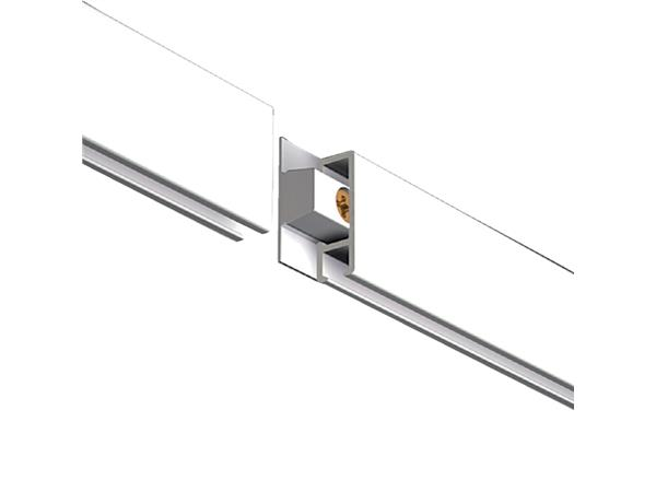 OPHANGSYSTEEM OPUS 2 CLICK RAIL WIT ALL-IN-ONE