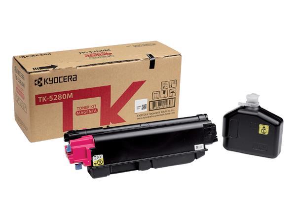 Toner Kyocera TK-5280 rood