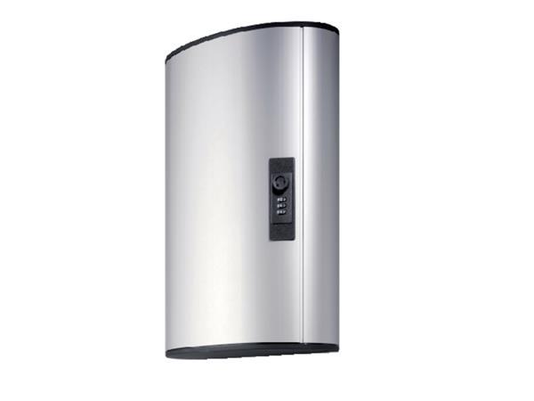 Sleutelkast Durable cijferslot aluminium 72haken 302x400x118mm