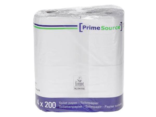 Toiletpapier PrimeSource Duo 2laags 200vel 64rollen