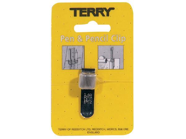 TERRY CLIP VOOR 1 PEN/POTLOOD