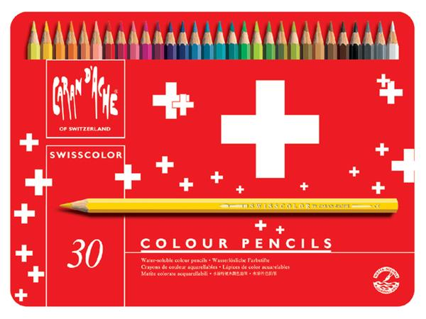 KLEURPOTLOOD CARAN D'ACHE SWISSCOLOR AQUAREL