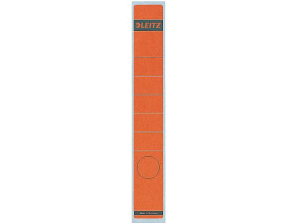 RUGETIKET LEITZ 1648 39X285MM ROOD