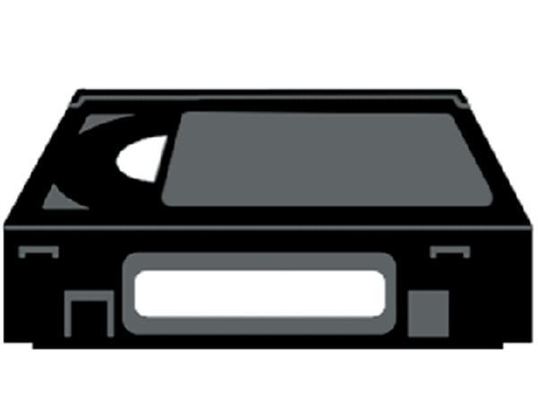 Etiket Avery L7665-25 72x21.2mm voor datatape's 600stuks