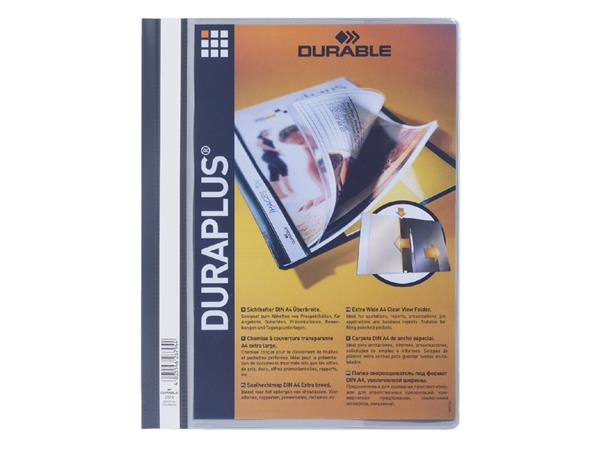 Snelhechter Durable Duraplus 2579 grijs