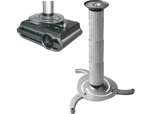 Beamer plafondbevestiging Newstar C200 zilver