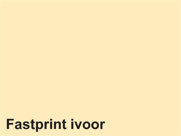 KOPIEERPAPIER FASTPRINT-100 A4 120GR IVOOR