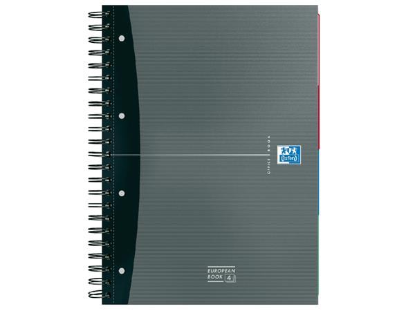 NOTITIEBOEK OXFORD ESSENTIAL A4 LIJN 120V DSP