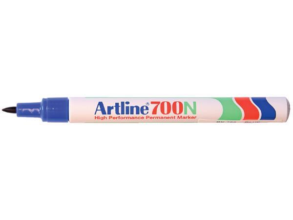 Viltstift Artline 700 rond 0.7mm blauw