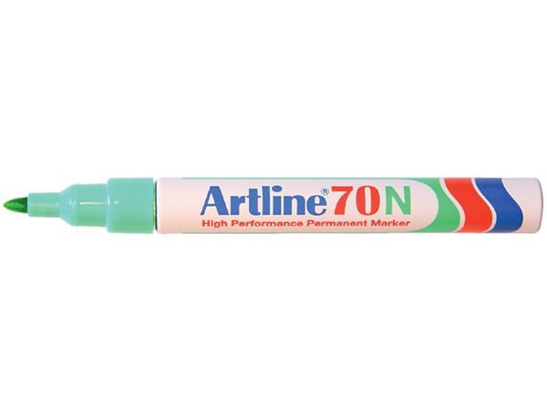 VILTSTIFT ARTLINE 70 ROND 1.5MM GROEN