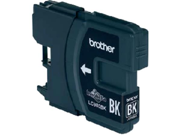 INKCARTRIDGE BROTHER LC-980 ZWART