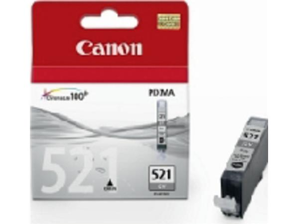 Inktcartridge Canon CLI-521grijs