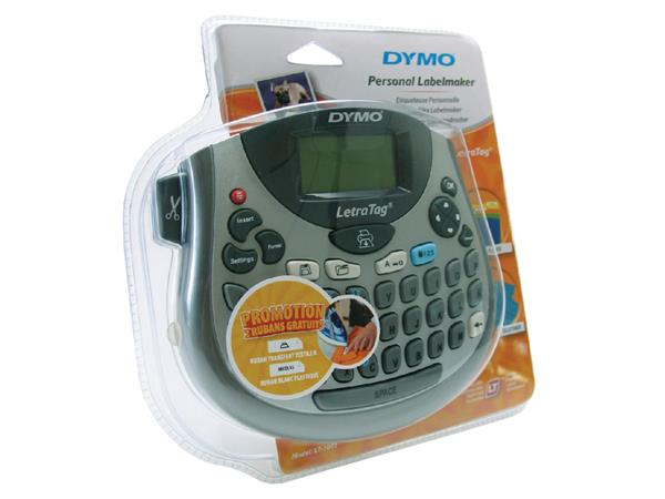 Labelprinter Dymo letratag desktop LT-100T qwerty