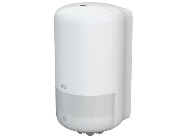 Dispenser Tork M1-Mini poetsroldispenser 558000 wit