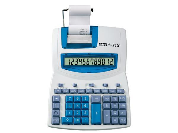 Rekenmachine Ibico 1221X