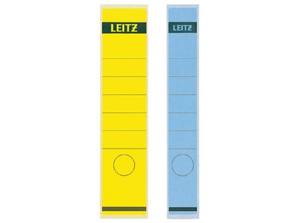RUGETIKET LEITZ 1648 39X285MM WIT