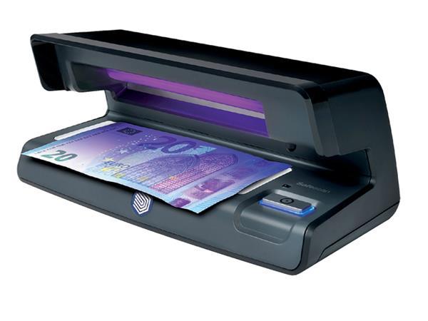 Valsgeld detector Safescan 70 UV zwart
