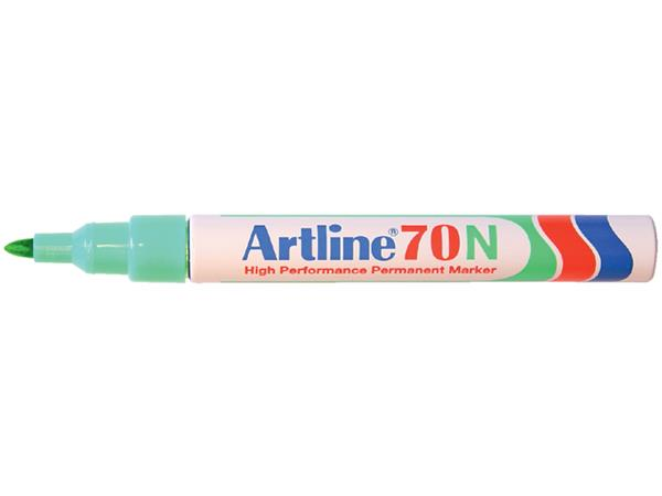 VILTSTIFT ARTLINE 70 ROND 1.5MM GROEN