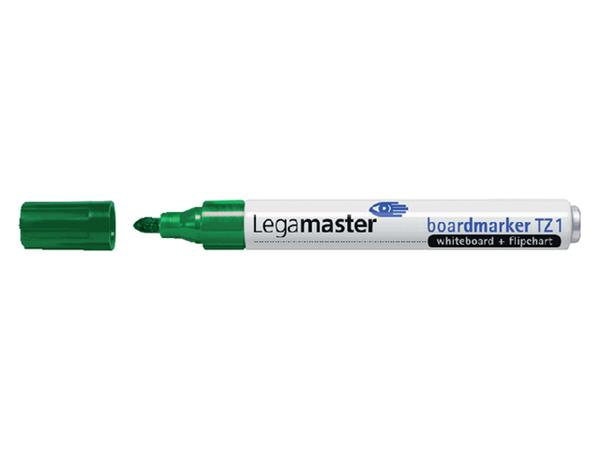 VILTSTIFT LEGAMASTER TZ1 WHITEB ROND 1-3MM GROEN