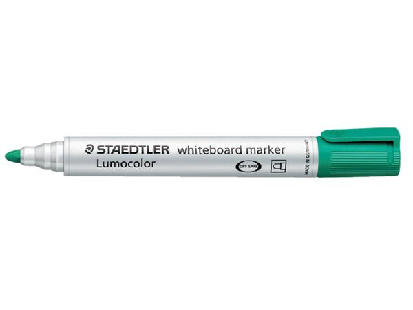 VILTSTIFT STAEDTLER 351 WHITEBOARD ROND 2MM GROEN