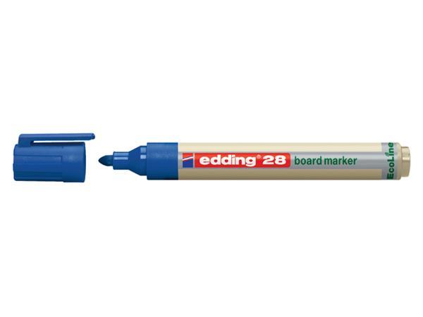 VILTSTIFT EDDING 28 WHITEBOARD ECO ROND 1.5-3MM BL