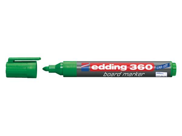VILTSTIFT EDDING 360 WHITEBOARD 1.5-3MM GROEN