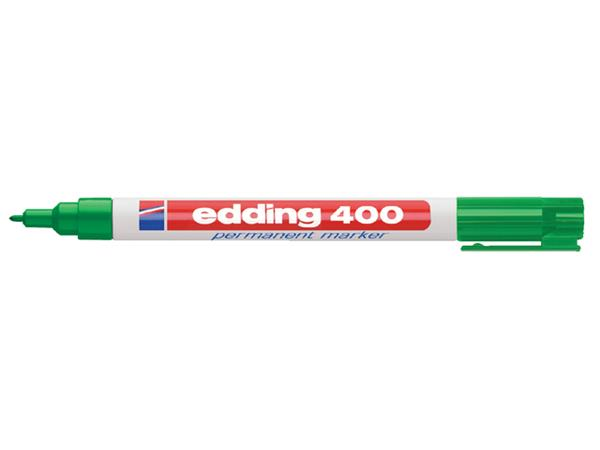 VILTSTIFT EDDING 400 ROND 1MM GROEN