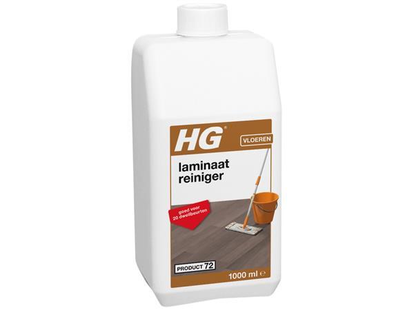 Vloerreiniger HG voor laminaatvloeren 1l