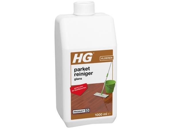 Vloerreiniger HG voor parketvloeren 1l