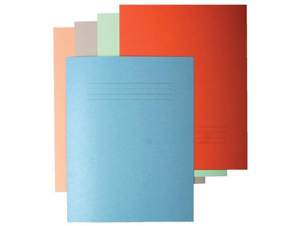 Vouwmap Quantore ICN1 folio 240x360 blauw