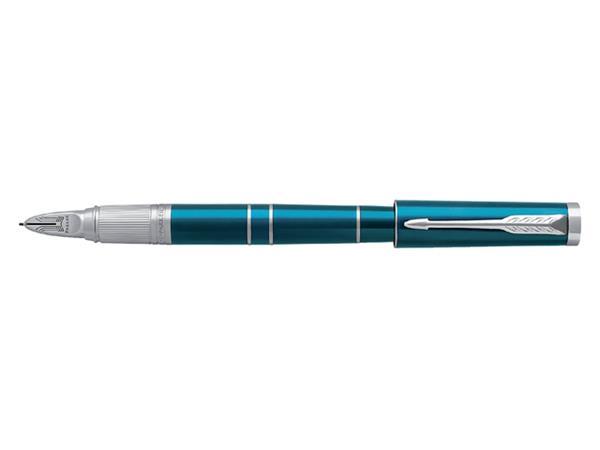 Pen 5th generation Parker Ingenuity de Luxe slim green CT