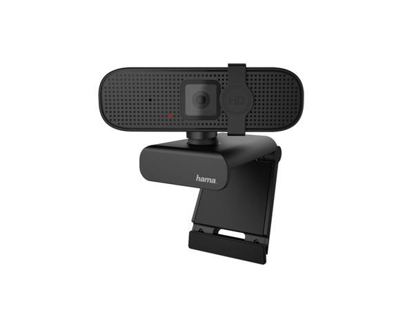 Webcam+Hama+C-400+zwart