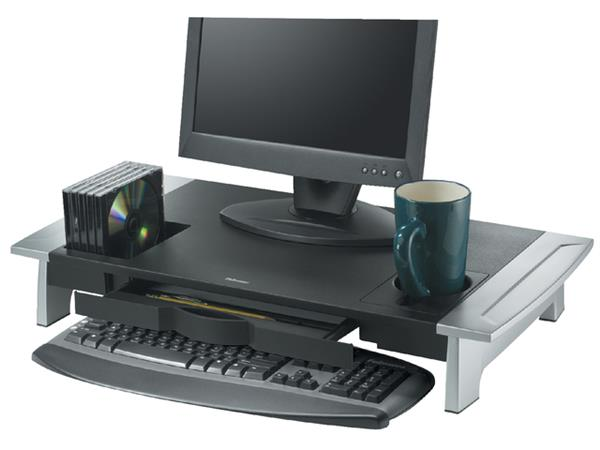 MONITORSTANDAARD FELLOWES OFFICE SUITES PREMIUM ZW